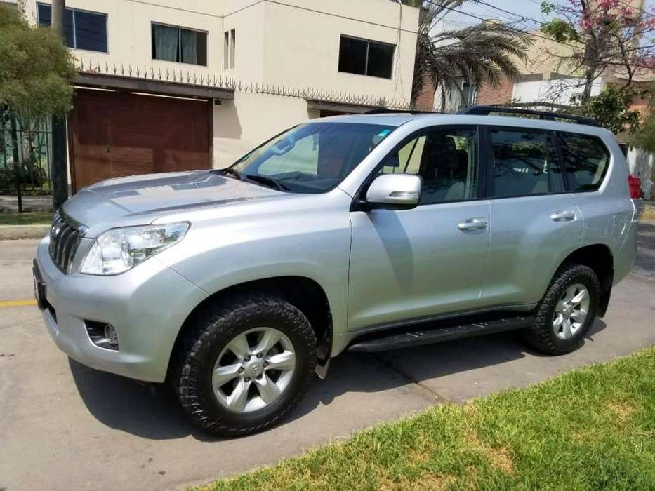 Toyota Land Cruiser Prado 2012 - 95000 km