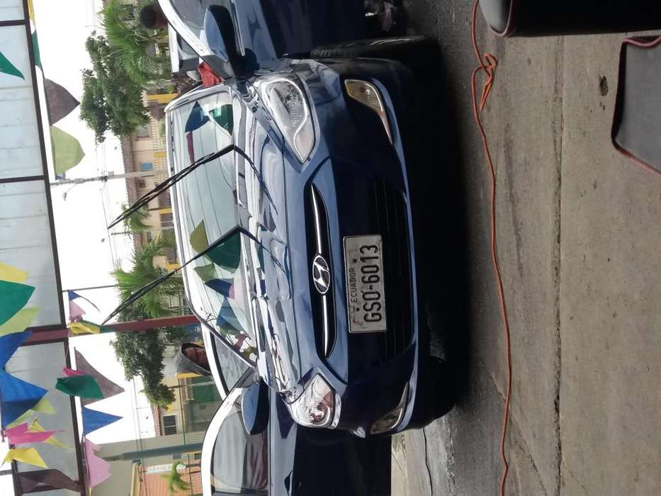 Hyundai Accent 2015 - 0 km