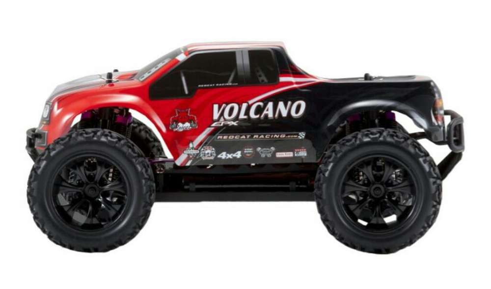 Redcat Racing Volcano Epx. Epx Pro. Rc.