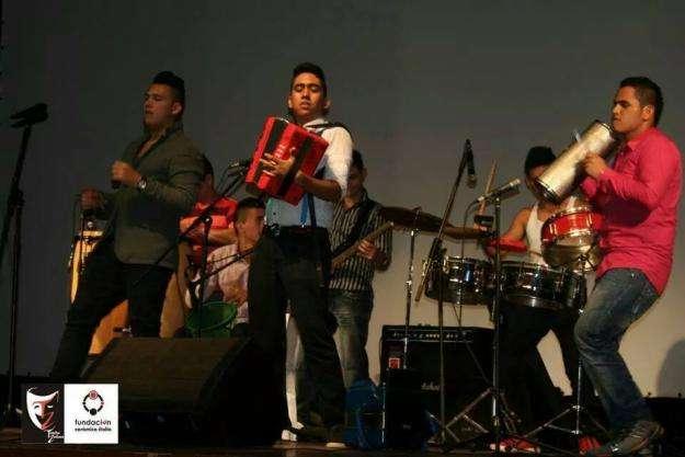 Tamboras y vallenatos en cúcuta Cumbandé