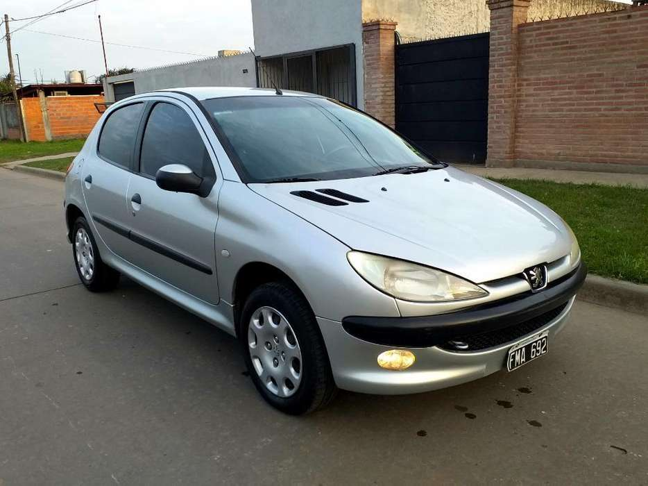 Peugeot 206 2006 - 159000 km