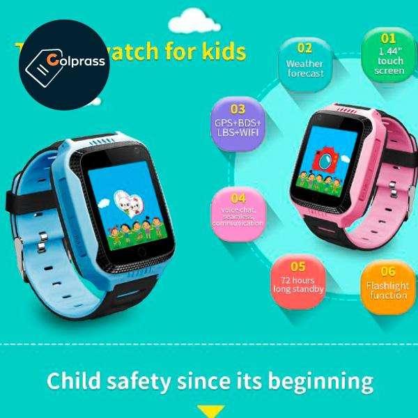 Reloj inteligente para niños llamadas