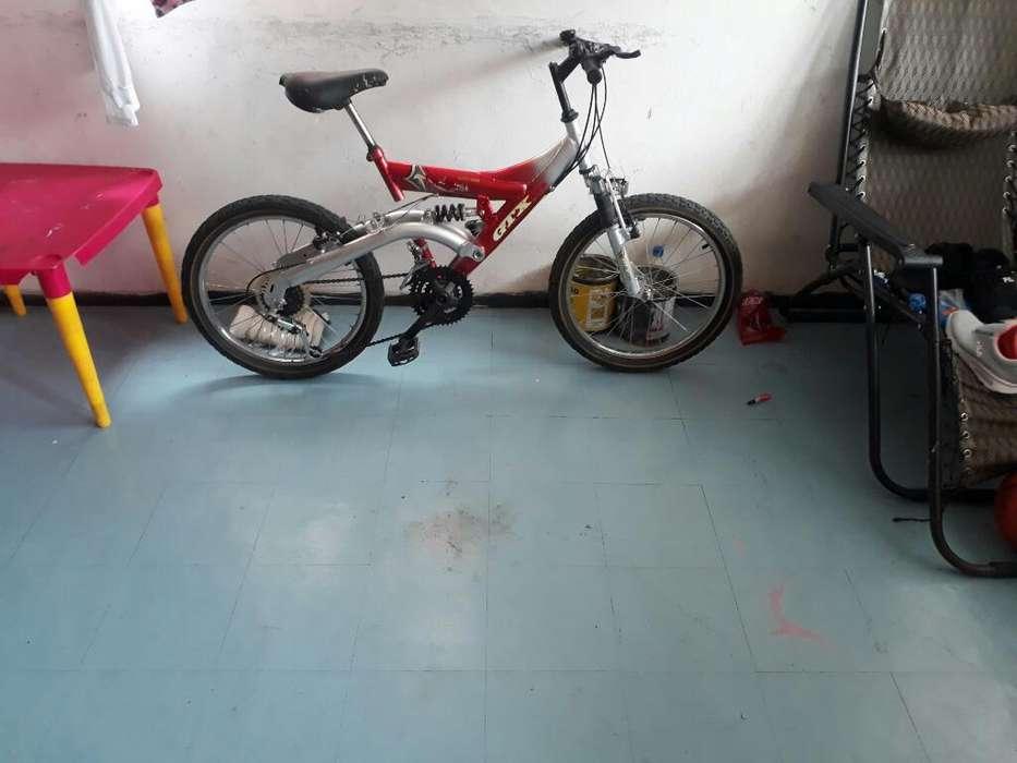 Vendo <strong>bicicleta</strong>