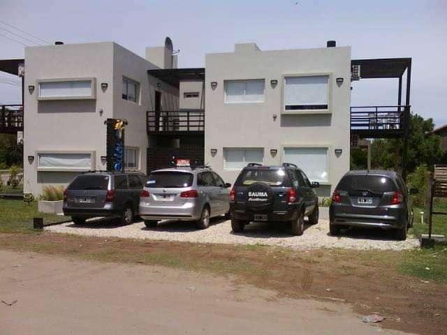 xt92 - Departamento para 2 a 4 personas con cochera en Ostende