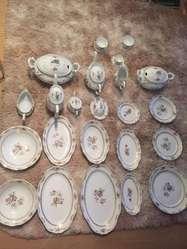 Set Porcelana Fina Schmidt