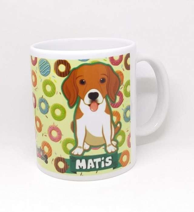 Mugs ilustrados