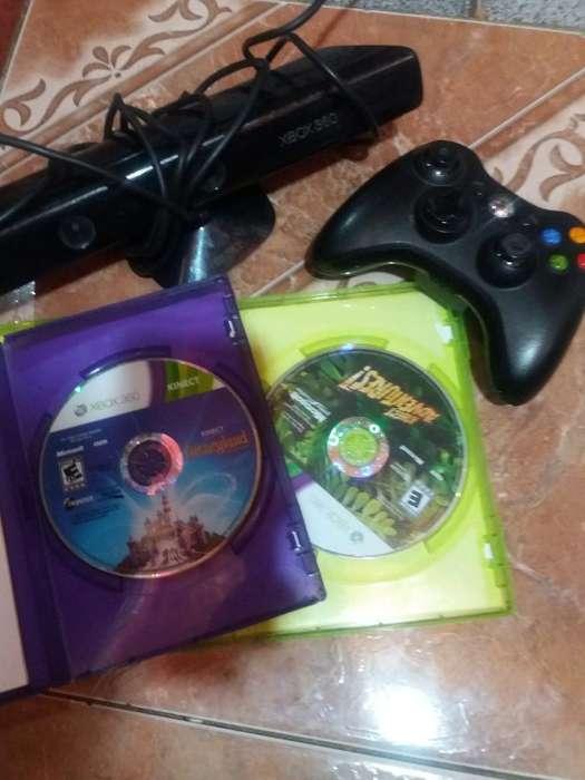 Xbox 360 Sólo Esos Accesorios