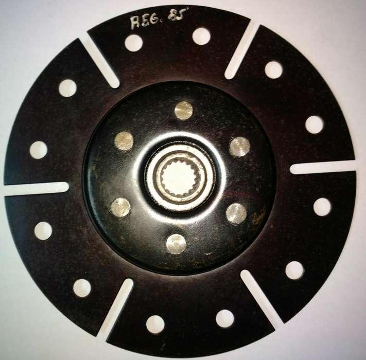 Discos Sinterizado de Embrague Fiat Ford