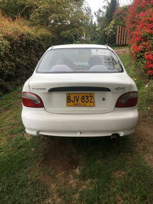 <strong>hyundai</strong> Accent 1998 - 126000 km