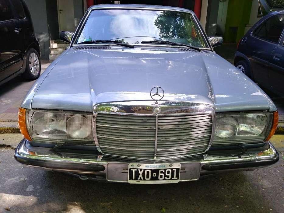 Mercedes-Benz 280 1986 - 120000 km