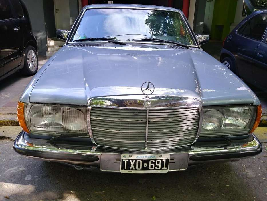 <strong>mercedes</strong>-Benz 280 1986 - 120000 km