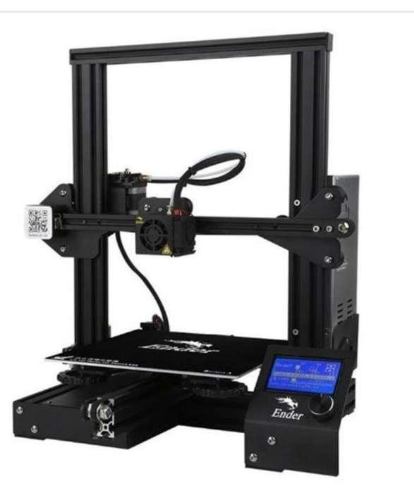 Ender 3d Impresora