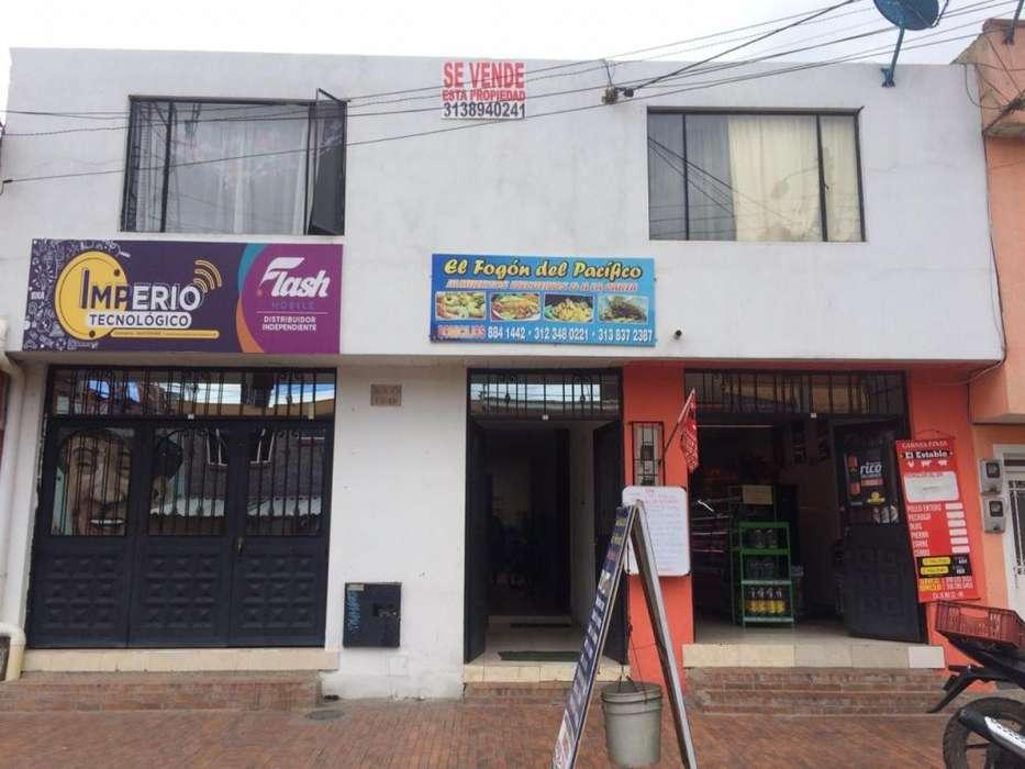 Casa comercial en Chia