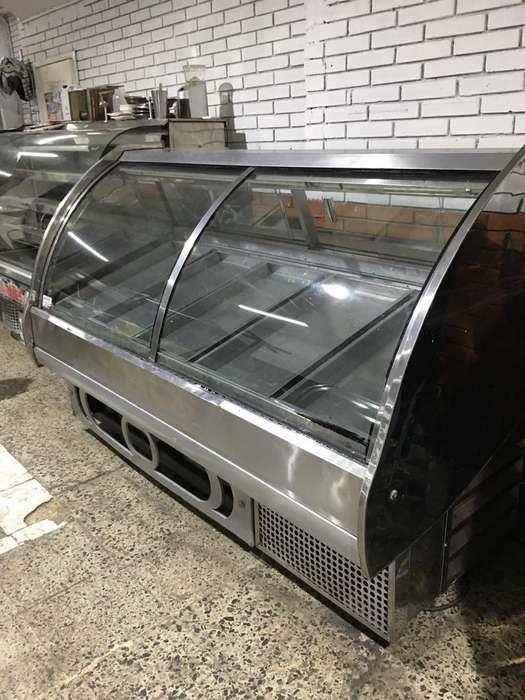 Gondola de Refrigeracion Toda en Acero
