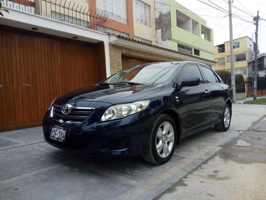 Toyota Corolla 2008 - 72415 km