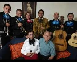 Mariachi Aguilas de Veracruz ( Medellin)