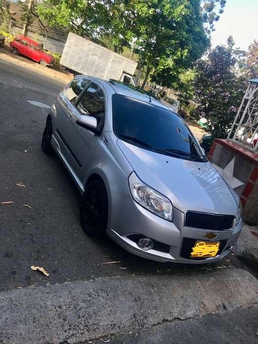 Chevrolet Aveo Emotion 2011 - 66800 km