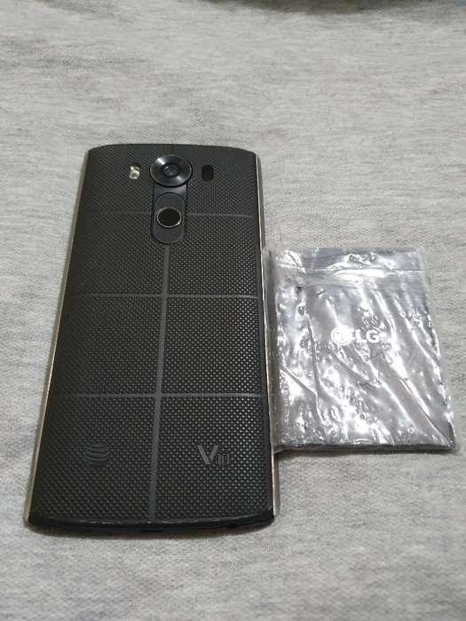 Lg V10 64 Gb Full Libre Vendo Cambio 4gb