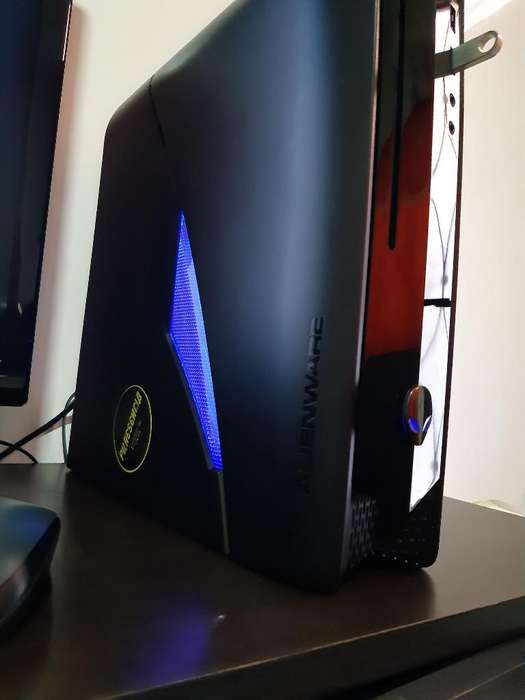 Torre Alienware Gamer O Diseño Pesado I7