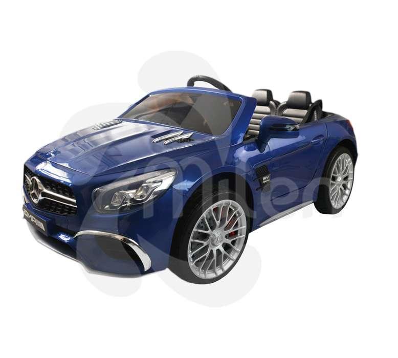Mercedes Benz v12 eléctrico montable niños control remoto USB Musica