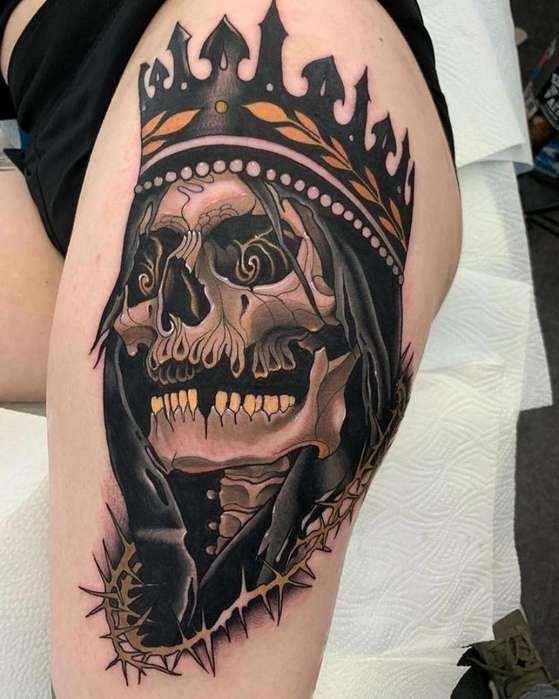 Necesito Tatuador