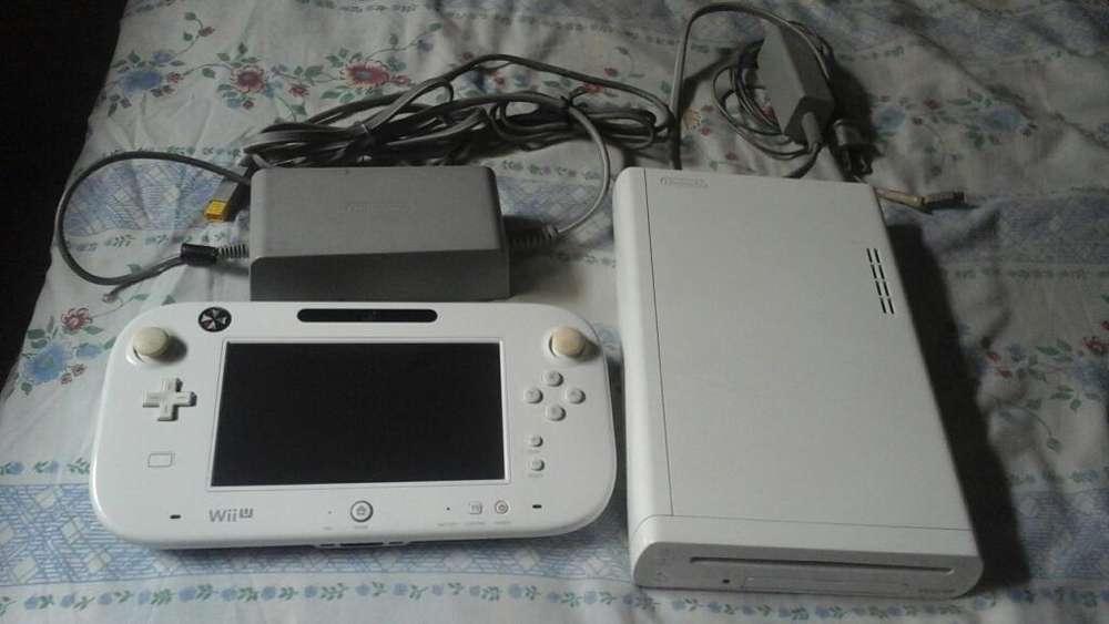 Vendo Wiiu Hackeado con Juegos