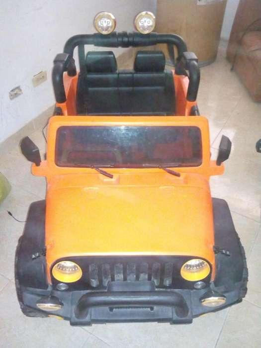Vendo jeep para nio o nia