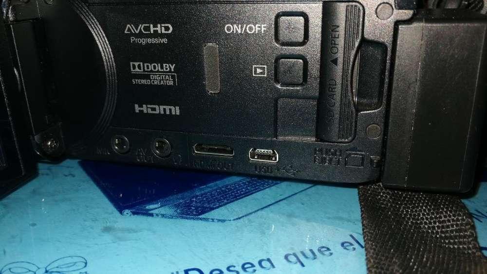 Vendo Filmadora Nueva Canon Full Hd 499