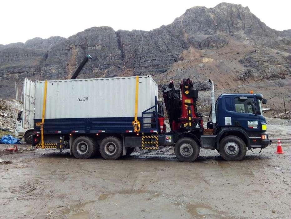 Servicio de alquiler de camión grúa de 6 TN, 12TN, 18TN, 25TN y 36 TN