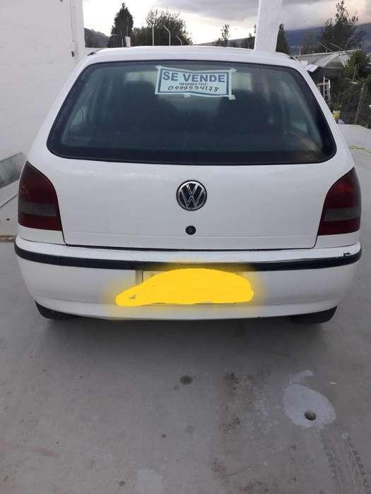Volkswagen Gol 2006 - 266000 km