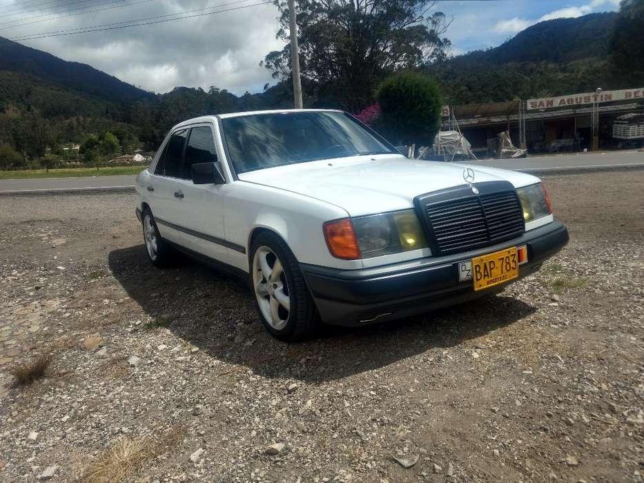 <strong>mercedes</strong>-Benz Clase E 1989 - 190000 km