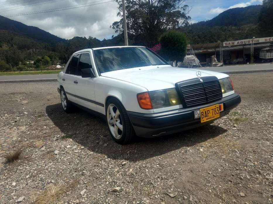 Mercedes-Benz Clase E 1989 - 190000 km