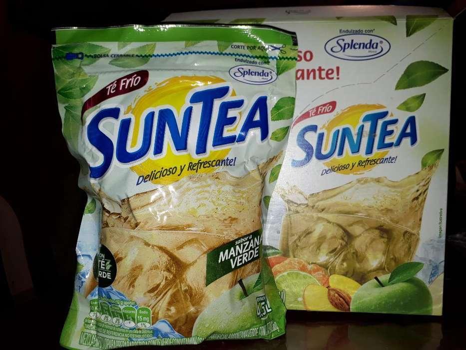 Delicioso Y Refrescante Suntea 4.5l