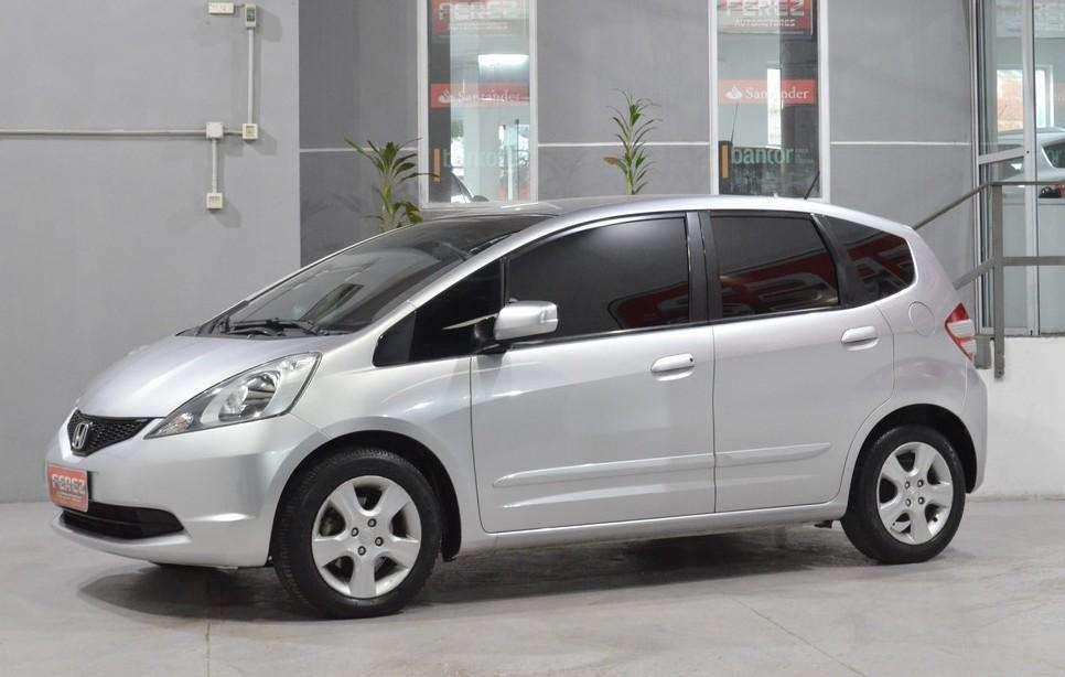 Honda Fit 1.4 lx nafta 2009 5 puertas oportunidad!!