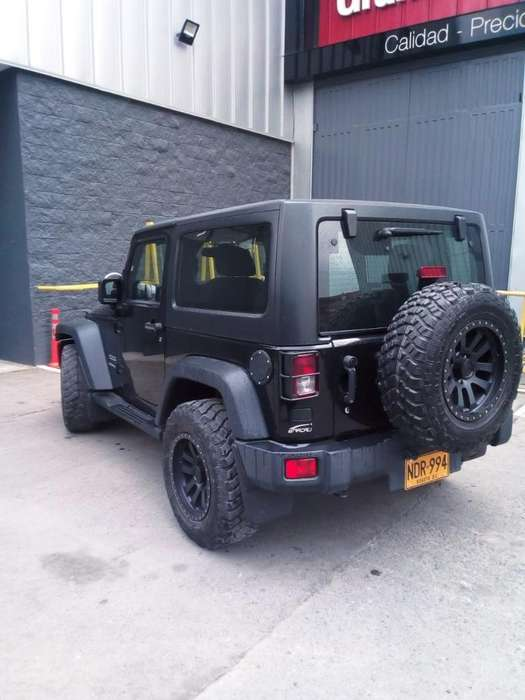 <strong>jeep</strong> Wrangler 2013 - 53200 km