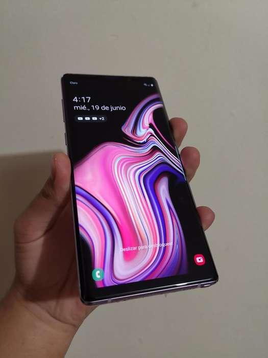 Vendo O Cambio Samsung Galaxy Note 9, Pasa Por Nuevo.