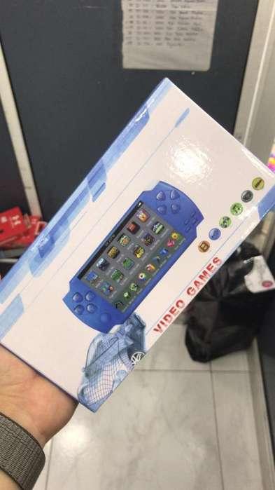 Video Gameplay con Juegos Mp5