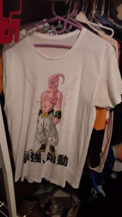 Camisa Majin Boo