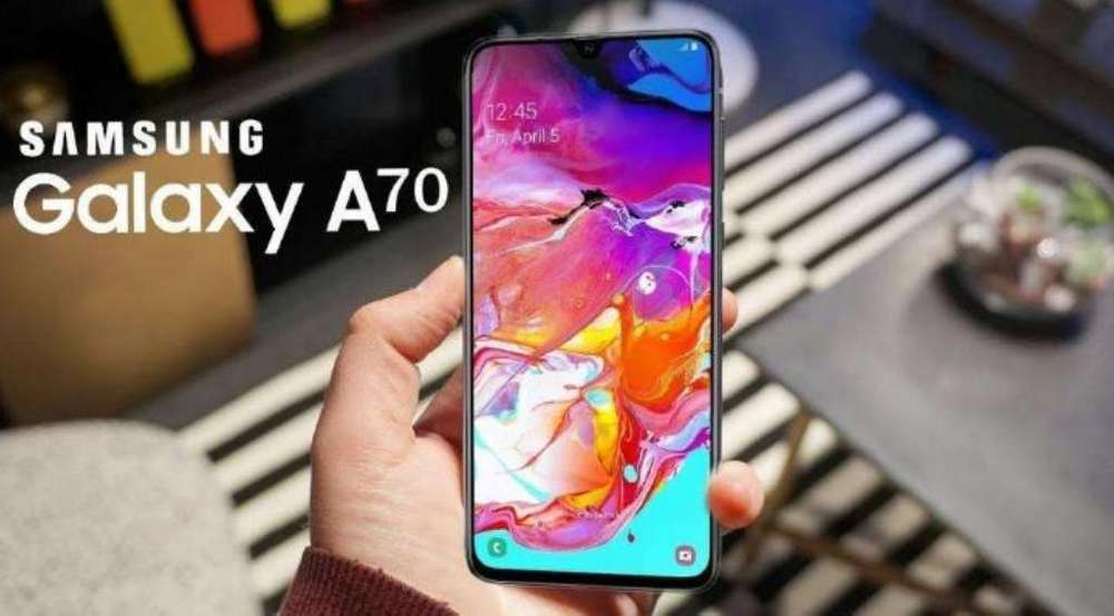Samsung A70 128 Gb 6ram