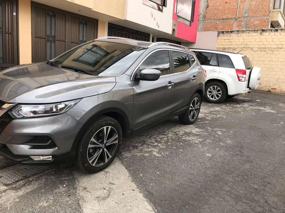 Nissan Qashqai  2019 - 2000 km