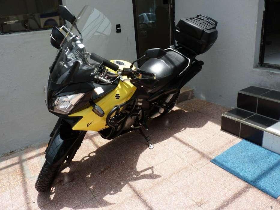 venta suzuki dl1000 crema 2008