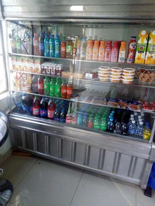 Vitrina Exhibidor Refrigerado