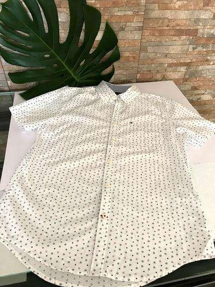 Camisa Hombre Talla M Tommy Hilfiguer original