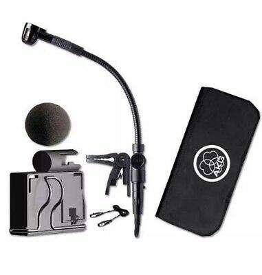 2 Micrófonos Akg 518 M Condensador Tom Batería Instrumento