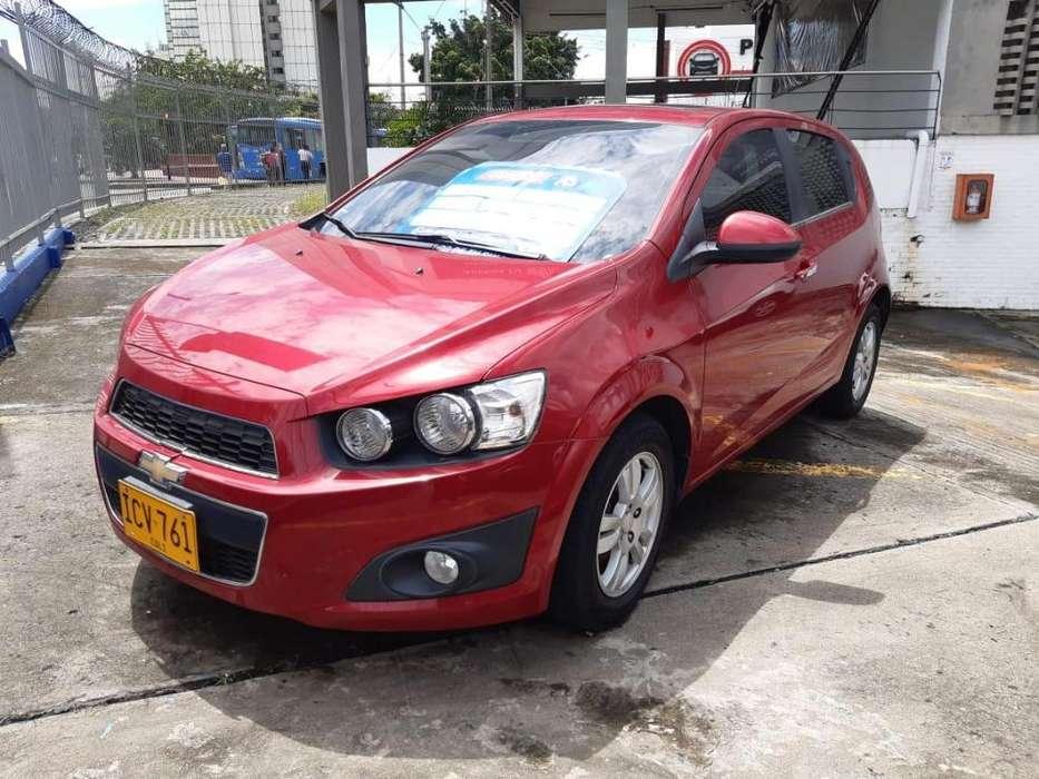 Chevrolet Sonic 2015 - 43571 km