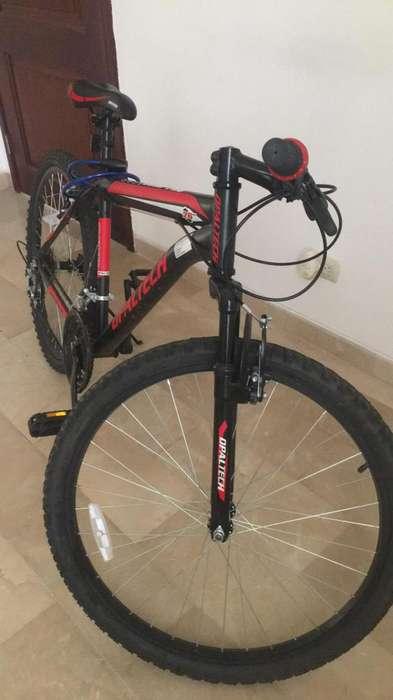 Bicicleta Opaltech