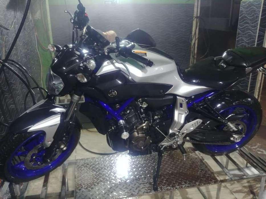 Mt 07 Yamaha