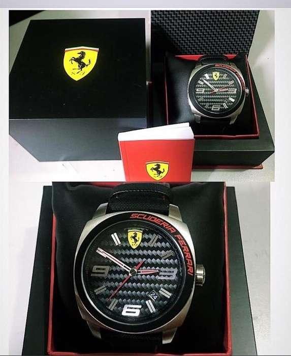 Reloj Original Ferrari