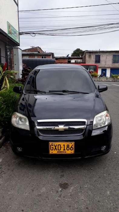 Chevrolet Aveo Emotion 2008 - 0 km