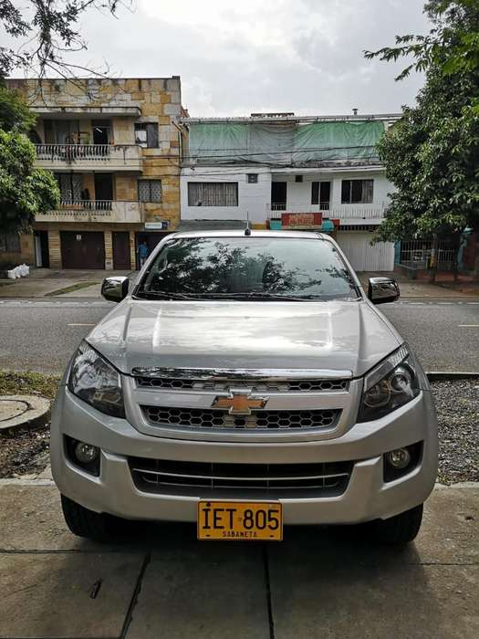 Chevrolet Dmax 2015 - 62000 km